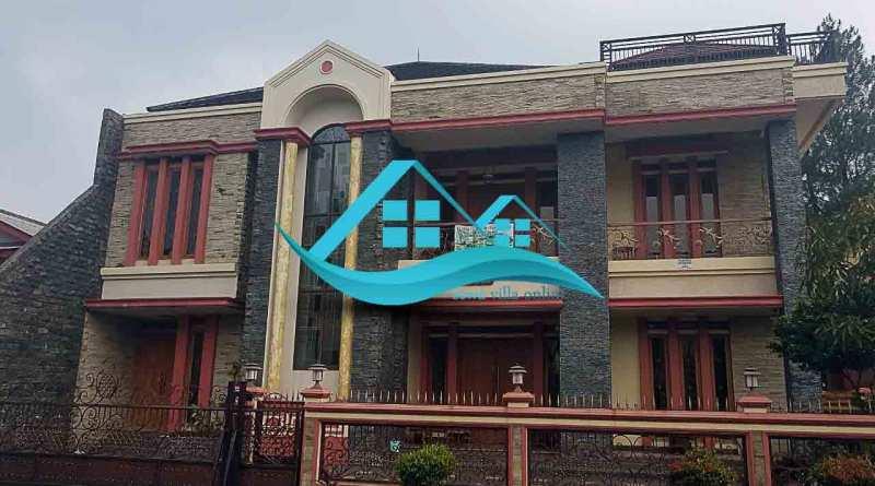 villa revika kota bunga 9 kamar