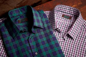 Custom Tailored Shirts NYC