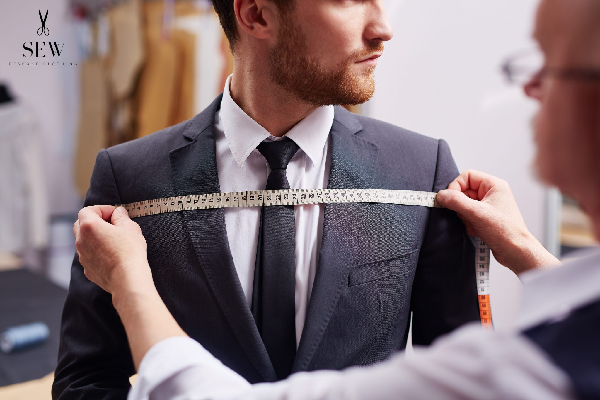 Custom Suit - Handmade Bespoke Tailor NYC