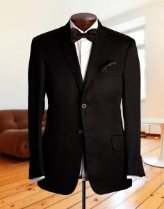 Red carpet, Here you come, Custom Bespoke Blazer