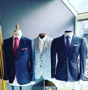 Bespoke Tailored Suits by NY's Leading Tailor
