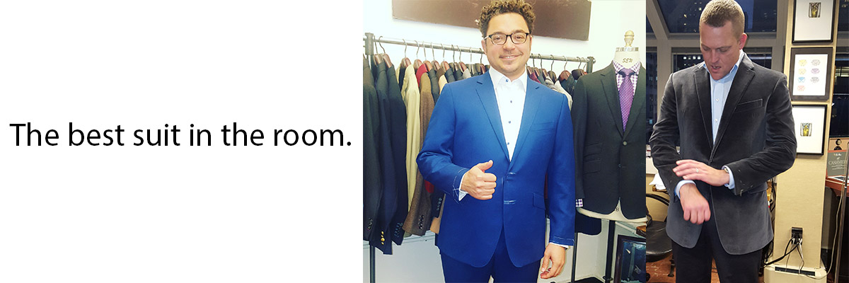 Custom Suits NYC- Best of NY