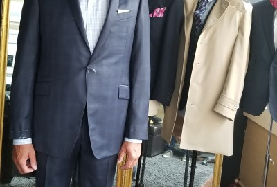 NYC's Most Experienced Custom Suit Tailor