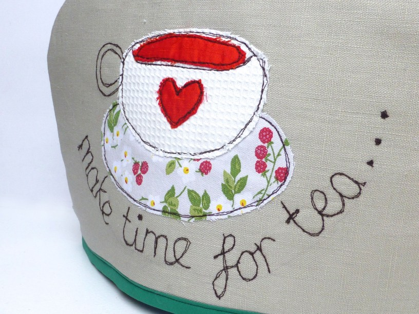Tea Cosy detail