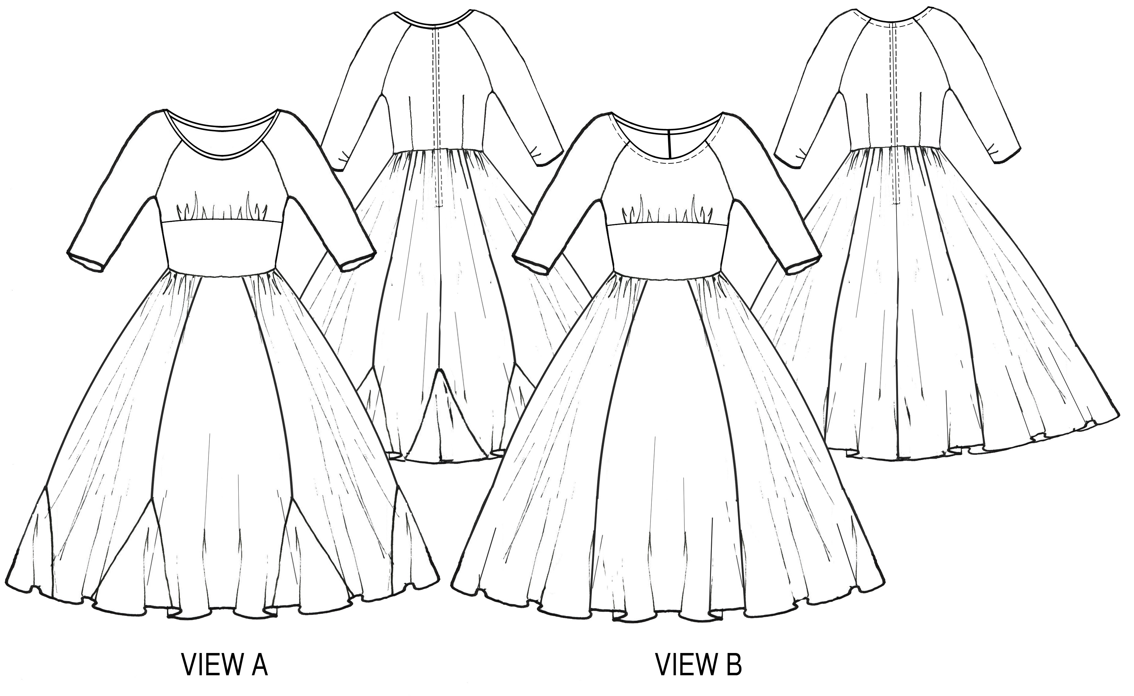 """1c756e5abd0 ... (an """"overdress"""" layer) over an opaque second fabric or lining (called """" dress"""")"""