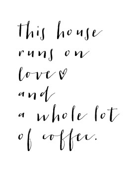 8x10loveandcoffee