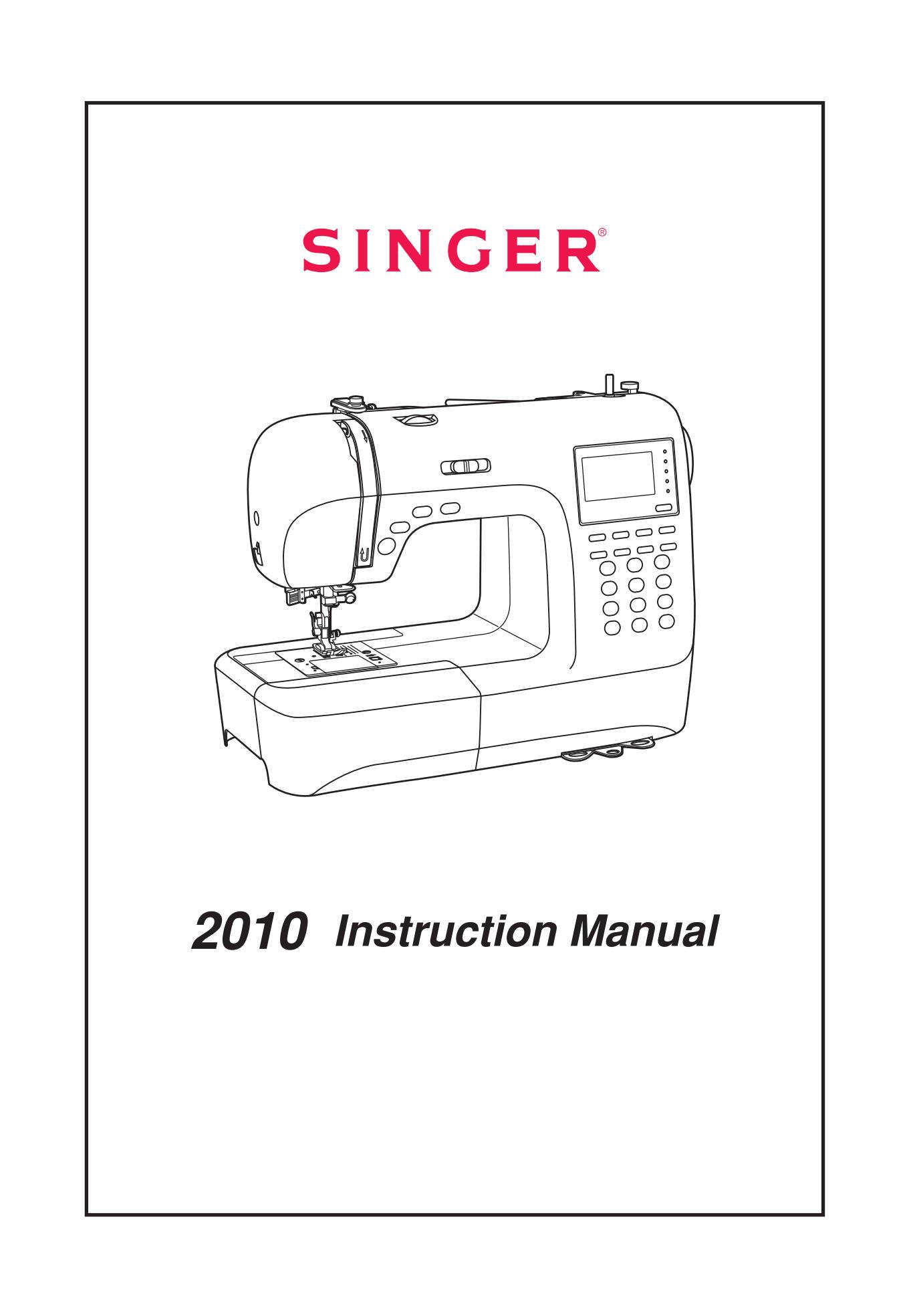 Singer New Model