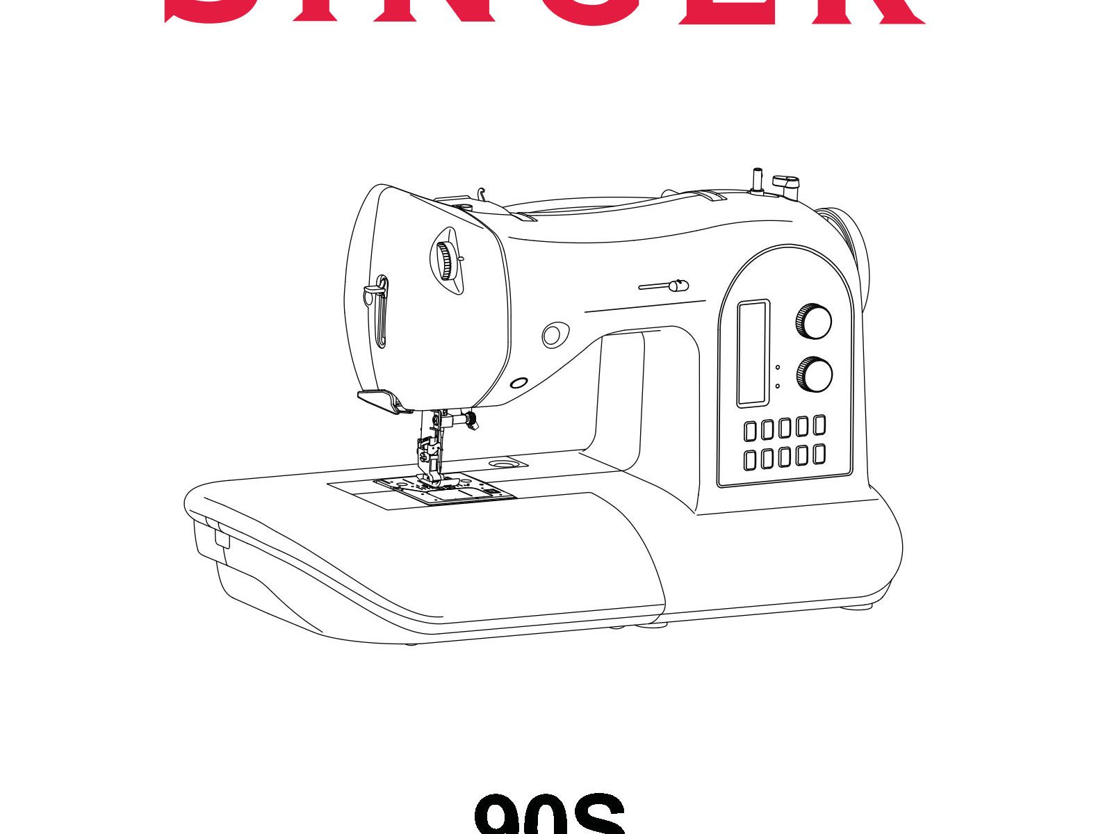 Singer 90s