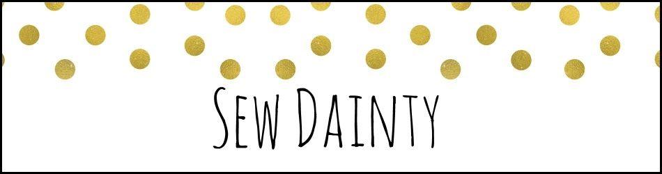 Sew Dainty