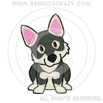 Cartoon Swedish Vallhund Shirts