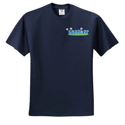 Embroidered Agility Snooker T-Shirt