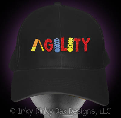 Cool Embroidered Agility Hat