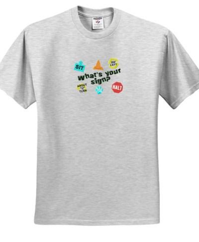 Embroidered Rally-O Tshirt