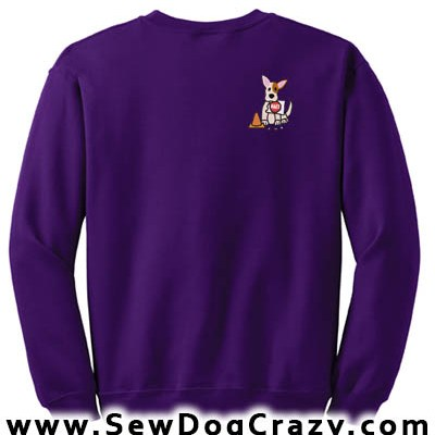 Cartoon Rallyo Sweatshirts