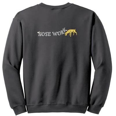 Nose Work Sweatshirt