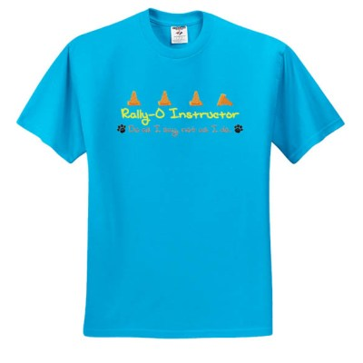 Funny Rallyo T-shirt for teachers