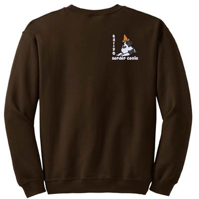 Rally-O Border Collie Sweatshirt