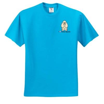 Cute Cocker Spaniel Embroidered T-Shirt