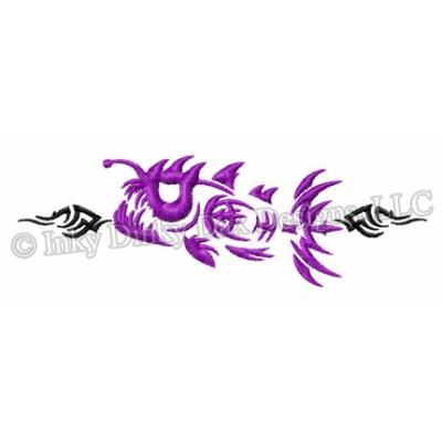 Angler Fish Embroidery