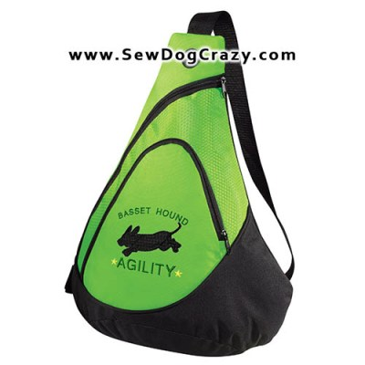 Basset Hound Agility Bags