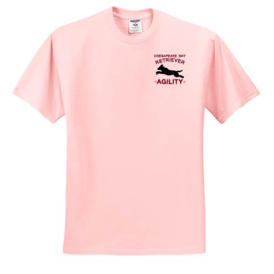 Embroidered Chessie Agility T-Shirt