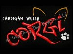 Awesome Cardigan Welsh Corgi Apparel Embroidery