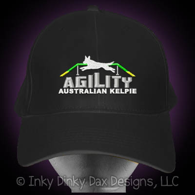 Kelpie Agility Hat