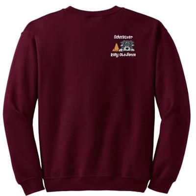 Schnauzer Rally-O Sweatshirt