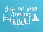 Glen of Imaal Terrier Decal