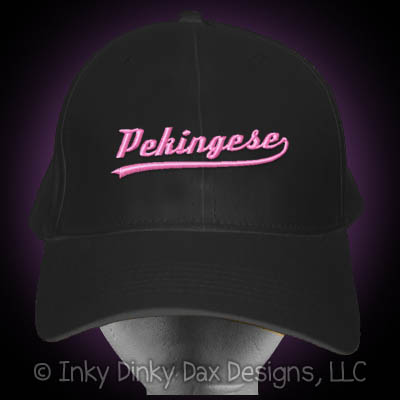 Sporty Pekingese Hat