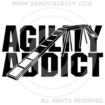 Agility Addict Shirts