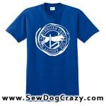 Cattle Dog Agility Tshirts