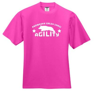 Corgi Agility TShirt