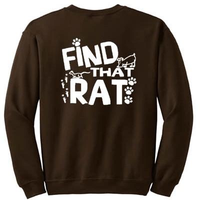 Earthdog Barn Hunt Sweatshirt