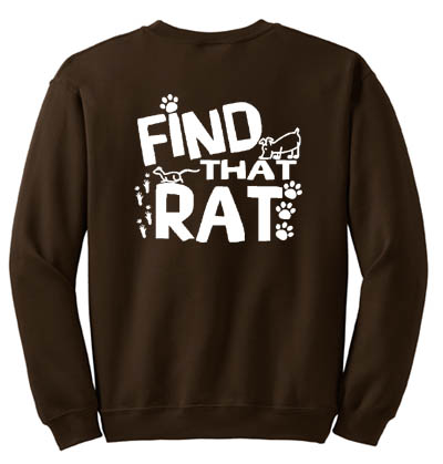 Earthdog Barn Hunt Sweatshirt