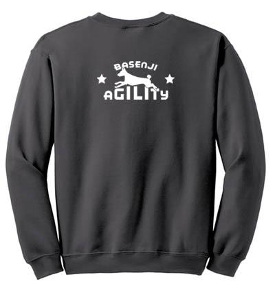 Basenji Agility Sweatshirt