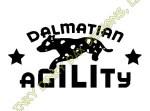 Cool Agility Dalmatian Shirts