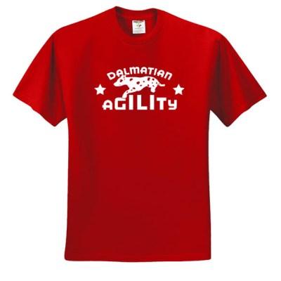 Dalmatian Agility T-Shirts