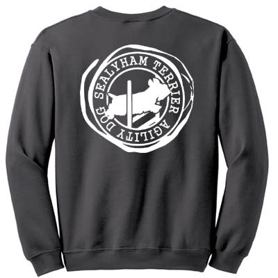 Sealyham Terrier Agility Sweatshirt