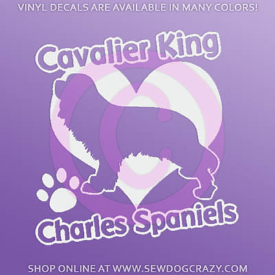 Love Cavalier King Charles Spaniel Gifts