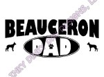 Beauceron Dad Gifts
