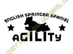 English Springer Spaniel Agility Apparel