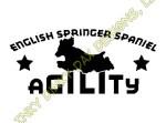 English Springer Spaniel Agility Apparel