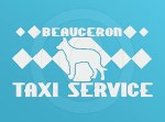 Beauceron Taxi Decals