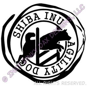 Unique Shiba Inu Agility Apparel