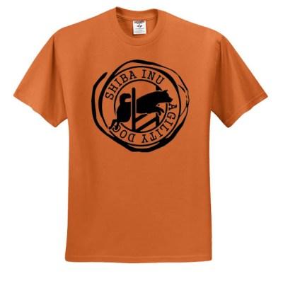 Awesome Shiba Inu Agility T-Shirt