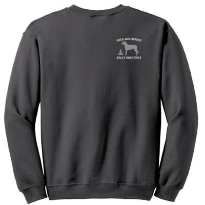 Rally-O Irish Wolfhound Sweatshirt