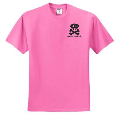 Pirate Labrador T-Shirt