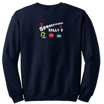 Halloween Rally-O Sweatshirt
