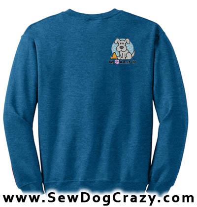 Embroidered Rally-O Sweatshirt